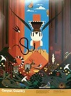 Canyon Country poster by Charley Harper