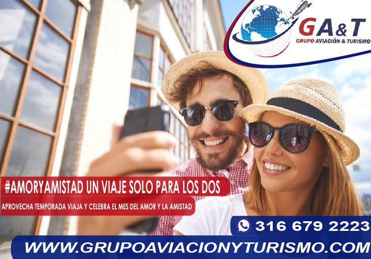 El Mundo solo para los dos con Grupo Aviación y turismo, Compra desde ahora para temporada baja. +57 3166792223