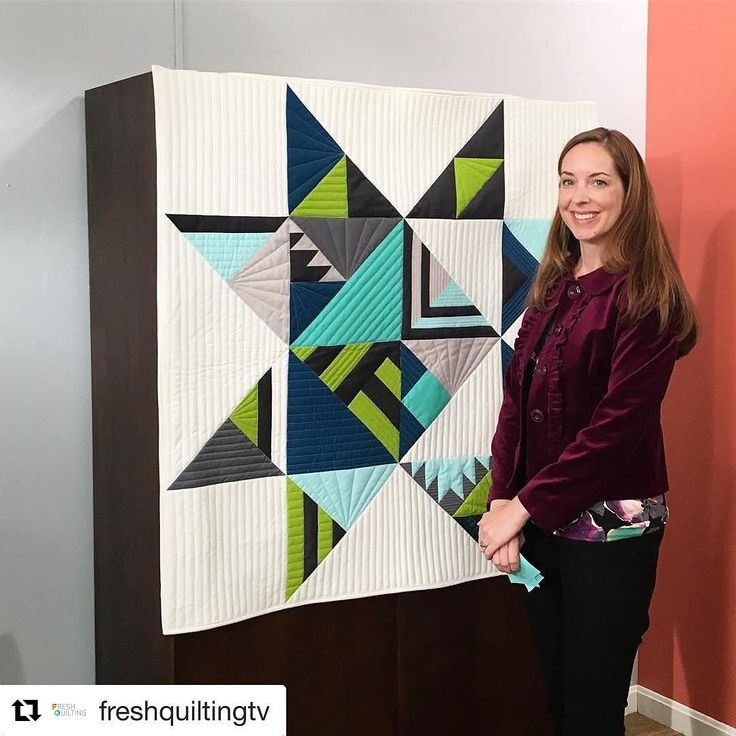 We're having a blast shooting episodes of @freshquiltingtv  this week! Check out all the behind-the-scenes fun at the new @freshquiltingtv IG account.  #Repost @freshquiltingtv with @repostapp  I bet you can guess what @bryanhousequilts is going to teach too! Can you? @brothersews