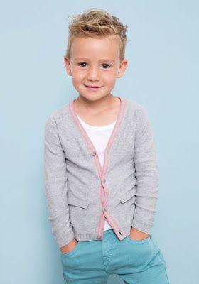 73d9e79cd La moda en tu cabello  Cortes de pelo para niños 2016