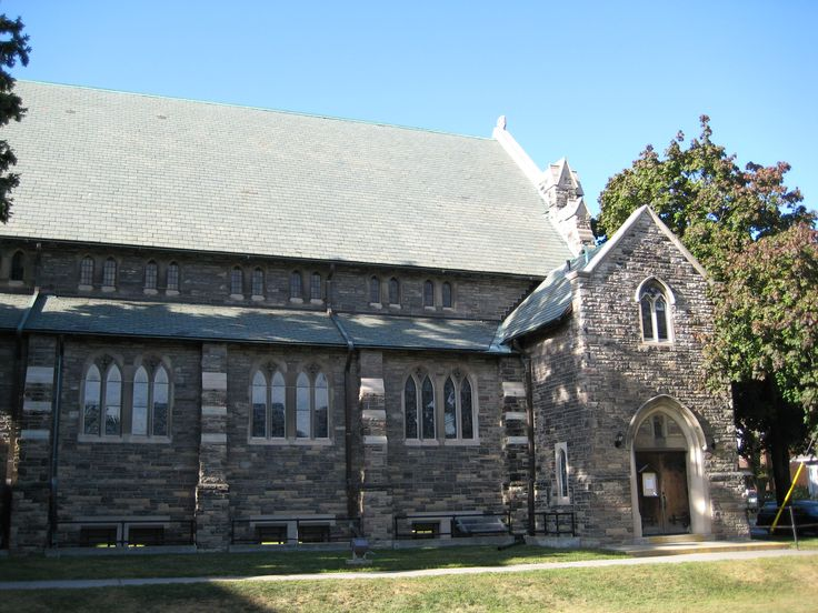 Runnymede United Church