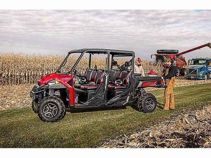 New 2016 Polaris Ranger Crew XP 900-6 EPS ATVs For Sale in Connecticut. 2016 Polaris Ranger Crew XP 900-6 EPS, Off-road capability for the entire crewPowerful 68 hp ProStar® HO engine features 13% more powerRefined cab comfort and convenience for 6, including industry exclusive Pro-Fit integration