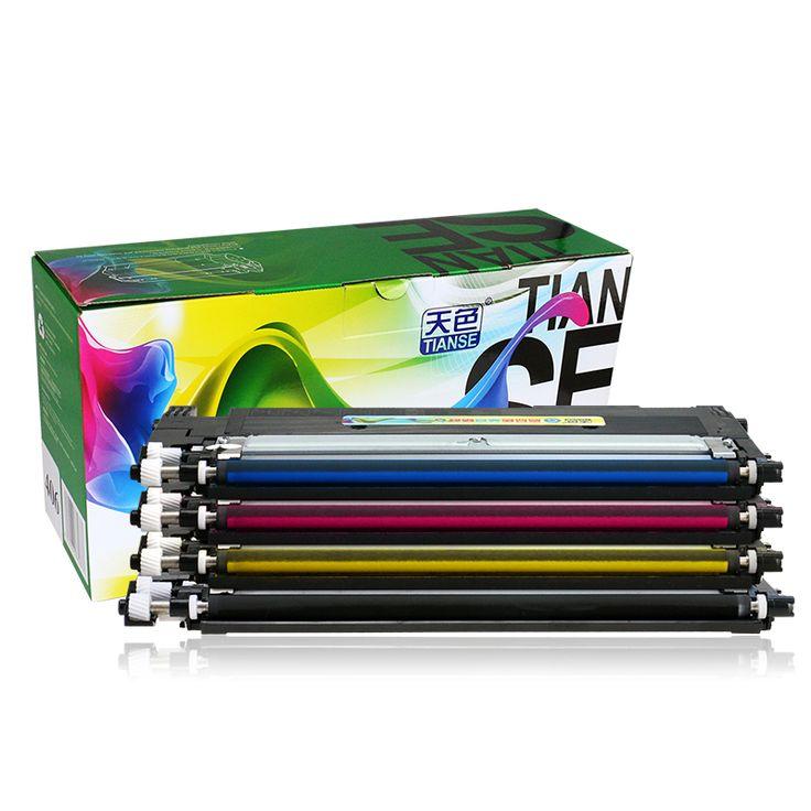 1Set for CLT-K406S K406S C406S Y406S 406S toner cartridge for Samsung CLP 360 365W 366 CLX 3305 3305W 3306FH Xpress C410W C460FW