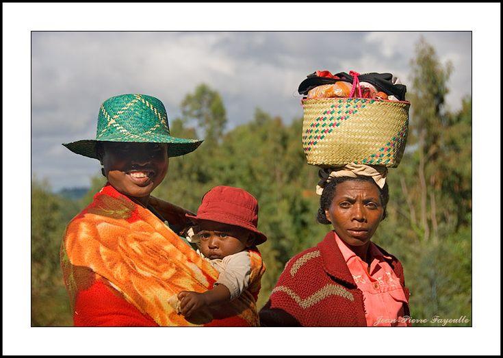 Femeile Malagasy datand Madagascar