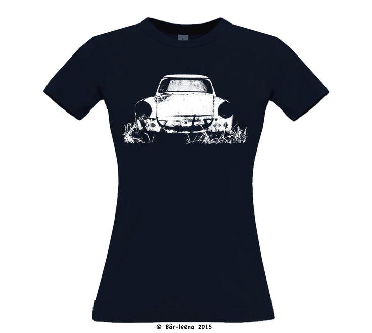 Trabbi T-Shirt Für Frauen bei BaerLeena on Etsy