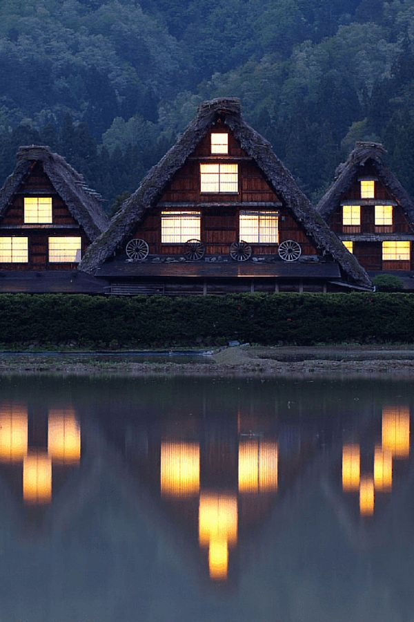 One of the best places to experience rural Japan is deep in the Japan Alps with a visit to the UNESCO World Heritage villages of Shirakawago and Gokayama.