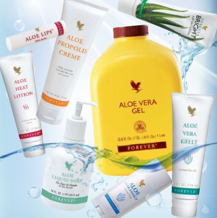 Forever Living Top Selling Aloe Vera Products! Most effective and for affordable…