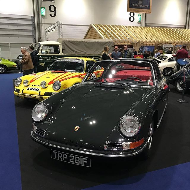 Day 2 Lccs Londonclassiccarshow With Our Dealer Partner
