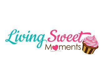 Living Sweet Moments logo design