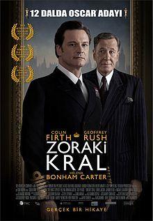 Kahvenizin yanına..: Zoraki Kral (The King's Speech) (2010)