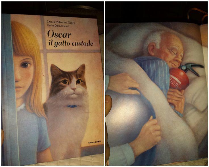 Oscar il gatto custode ~ KeVitaFarelamamma | Che vita fare la mamma tra emozioni, letture e lavoretti per bambini