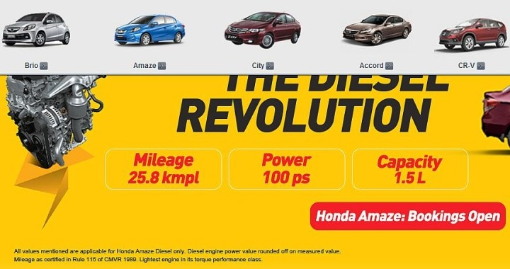 Honda Removes Jazz And Civic From Indian Website