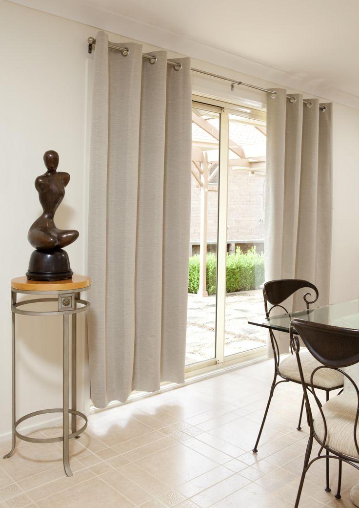 Blockout Chelsea - Sandstone #curtain #home #decor