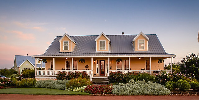 Hill Country Style Homes