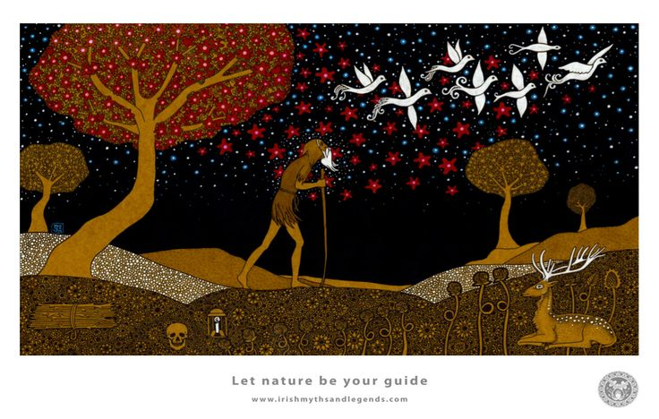 """New print available """"Let nature be your guide"""""""