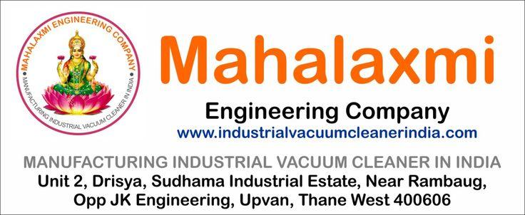 Industrial Vacuum Cleaner in India