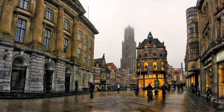 Town Centre, Utrecht, The Netherlands