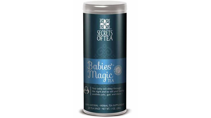 Babies Magic Tea – Colic, Gas, Digestive Troubles Relief