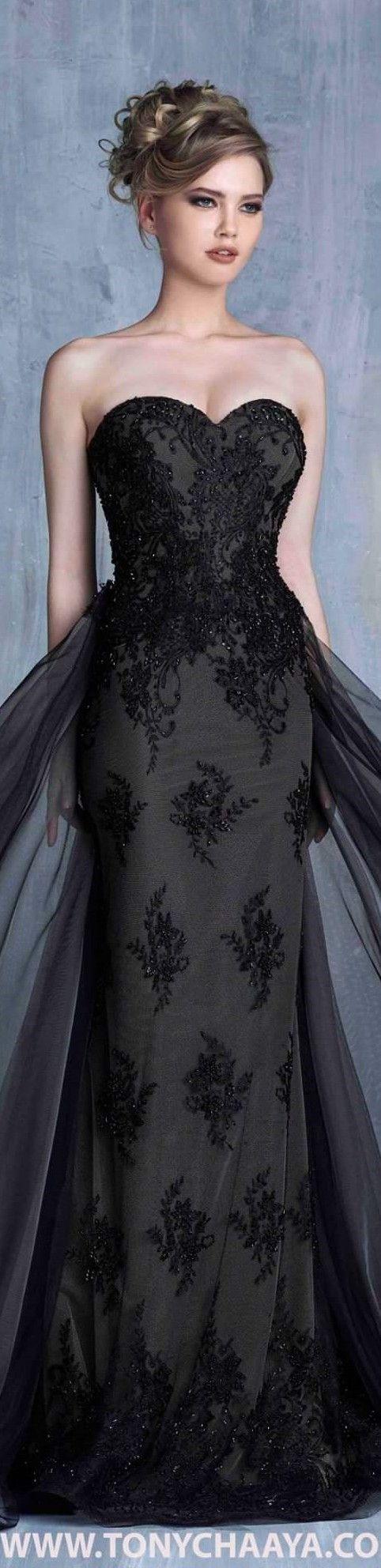 //Tony Chaaya couture 2016 #fashion #womenswear #couture