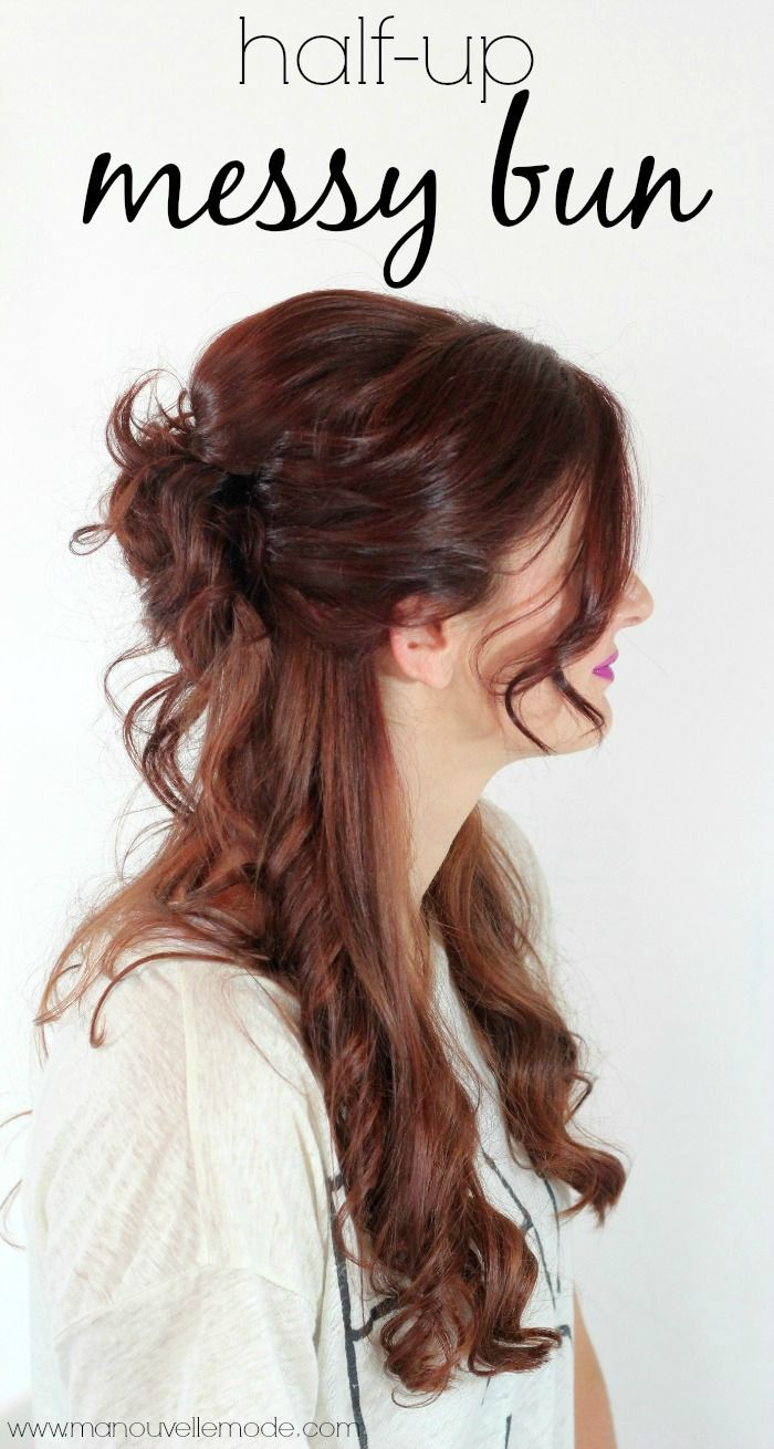 92 best simple hairstyles images on pinterest | simple hairstyles