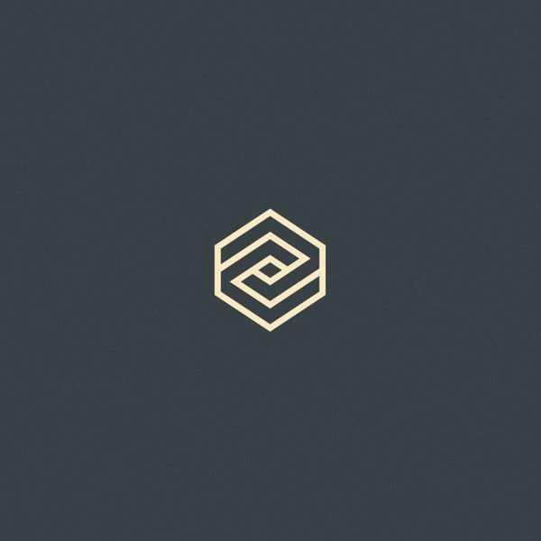 Collection of various logos and marks on Behance