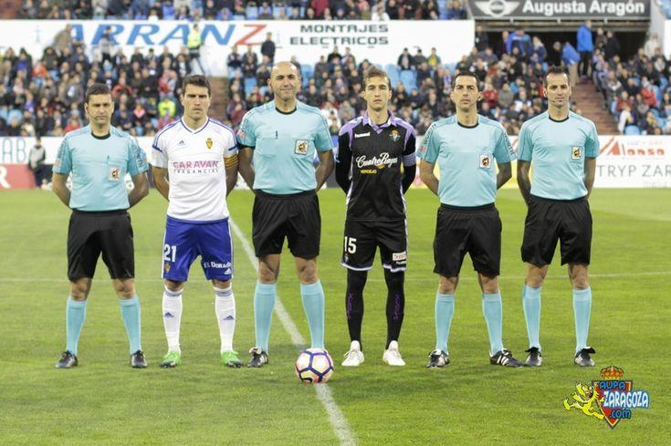 Real Zaragoza 1 - Real Valladolid 1   Temporada 2016-17 — AupaZaragoza