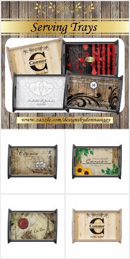 #Best #Selling #Serving #Trays #Custom great for a #wedding, #anniversary or #housewarming #gifts #shopping