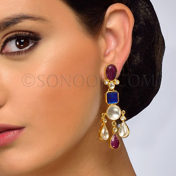 Indian Jewelry Jewellery Bridal Ethnic Wedding