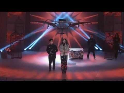 "Cosentino ""Flaming Jaws"" Australia's Got Talent 2011"