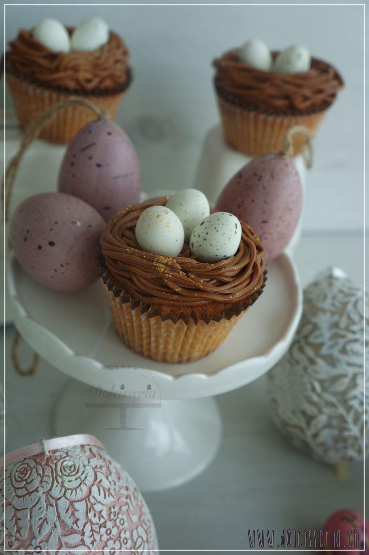 #Easter #cupcake #ostern #marzipaneier #vanille #ganache #happyeaster #yummy