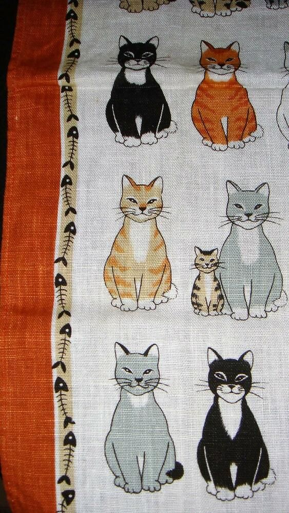 Arrived Cats Irish Vintage Towel Ulster About Tea By Details Linen Ex0Y5Tqaw
