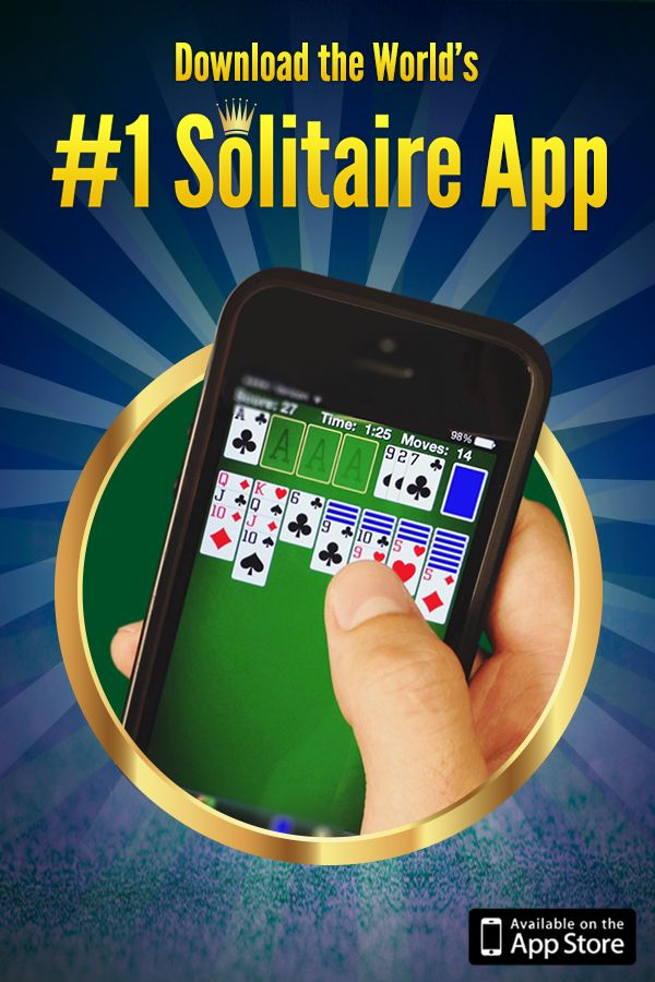 Recreate the simple fun of this classic game on your mobile device. Solitaire, from MobilityWare, is the world�s #1 solitaire app. Play by yourself or challenge other players in real-time. Download the app today!