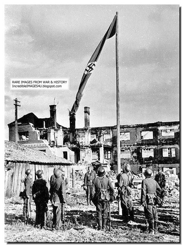normandy d day flag