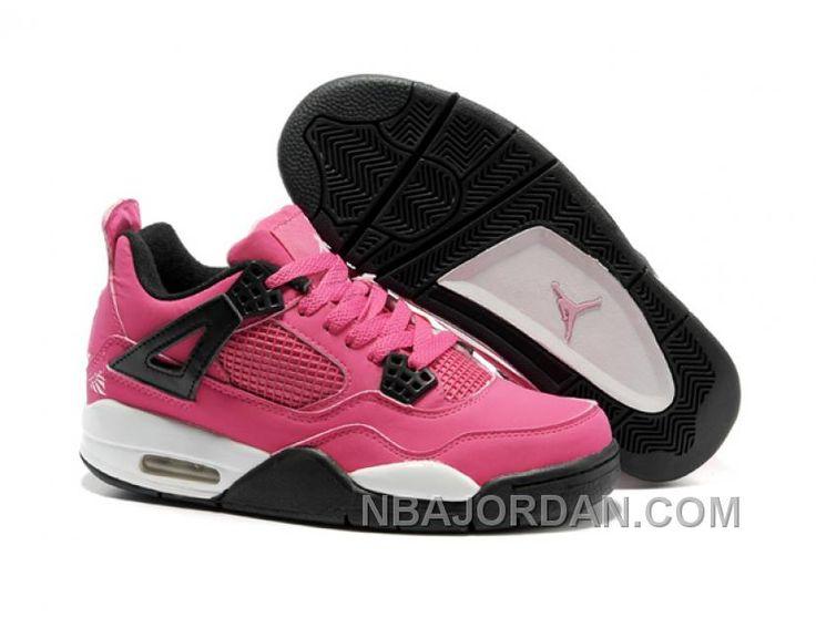 http://www.nbajordan.com/nike-air-jordan-4-womens-basketball-shoes-pink-white-top.html NIKE AIR JORDAN 4 WOMENS BASKETBALL SHOES PINK/WHITE TOP Only $66.00 , Free Shipping!