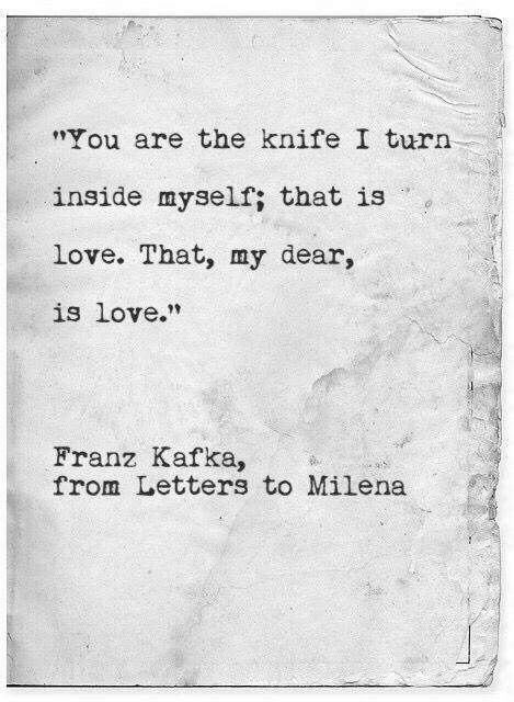 You were love ... :'(