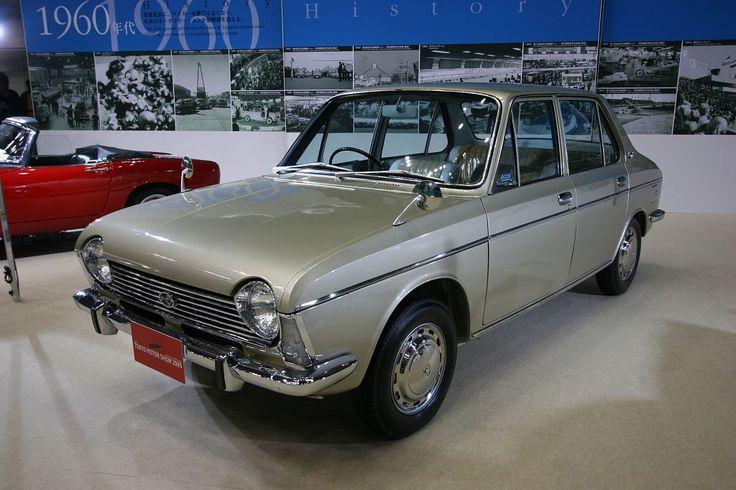 Subaru 1000 4-door Sedan - 1965