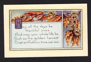 Thanksgiving-Postcard-Fall-colored-leaves-nuts-poem