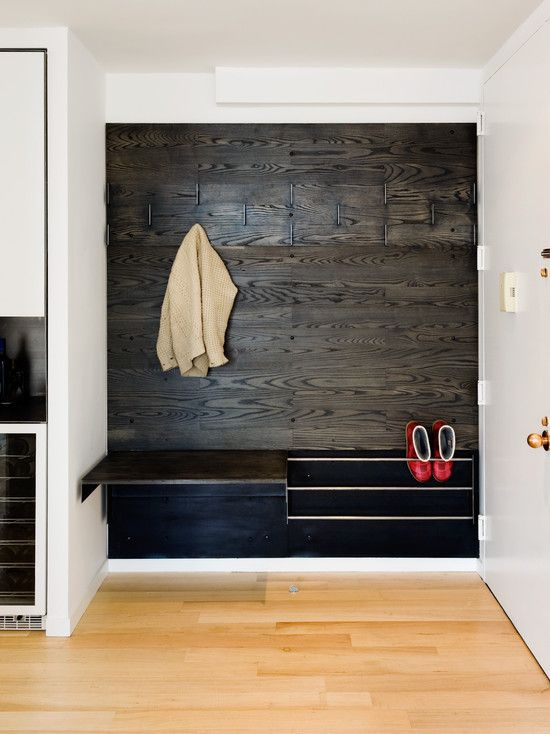 New York Modern Mudroom Design, Pictures, Remodel, Decor and Ideas