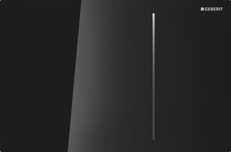 Geberit Sigma70: Duvardan sadece birkaç milimetre uzaklıkta, camdan veya paslanmaz çelikten üretilmiş ince kumanda kapağı