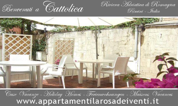 Il nostro Giardino nel Cuore della Città, dona riservatezza a chi vuole vivere all'aria aperta!