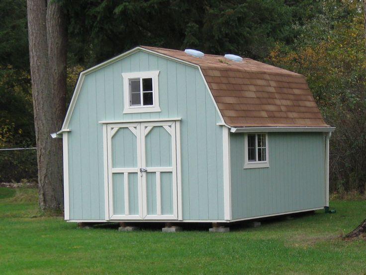 Garden Sheds That Look Like Houses 67 best garden sheds images on pinterest | potting sheds, garden