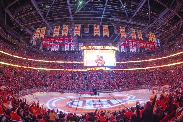 Montreal is known for it being a hockey city and habs fans take cheering on their Montreal Canadiens seriously. If you have a chance to check out a game, being the largest hockey arena in the world, this is an atmosphere like no other.