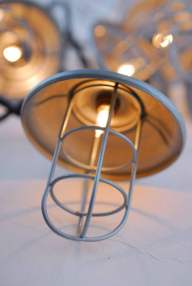 Outdoor Nautical String Lights