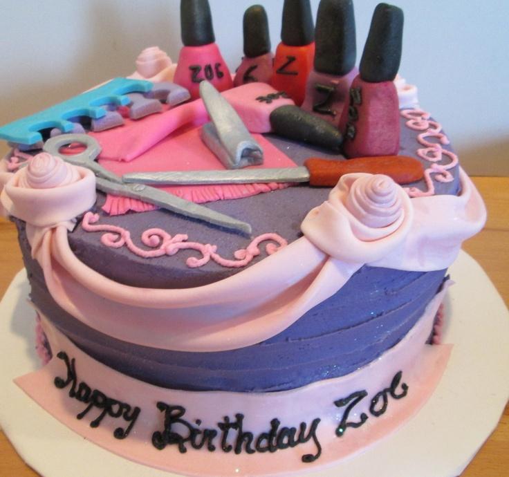 Nail Polish Cake Ideas: 12 Best Nail Polish Cakes Images On Pinterest