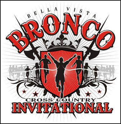 Bronco Invitational was awesome invitation example