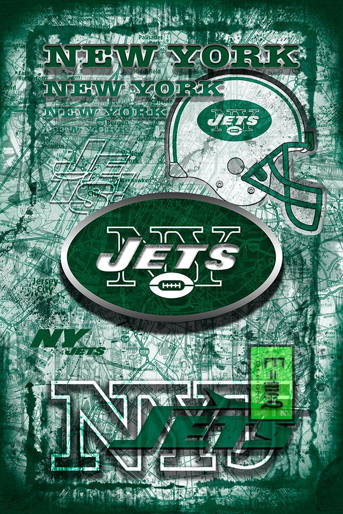 A personal favorite from my Etsy shop https://www.etsy.com/listing/455268298/new-york-jets-art-new-york-jets-poster