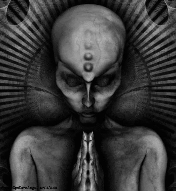 The Ancient Astronaut Theory