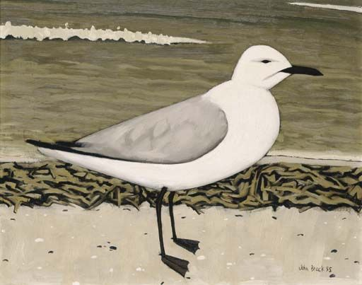 John Brack. The Seagull