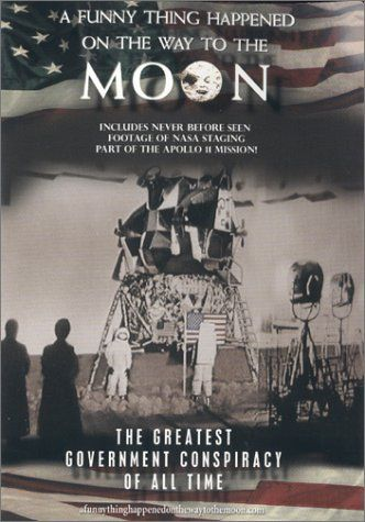 """""""Moon Landing"""" was a Hoax Proof"""