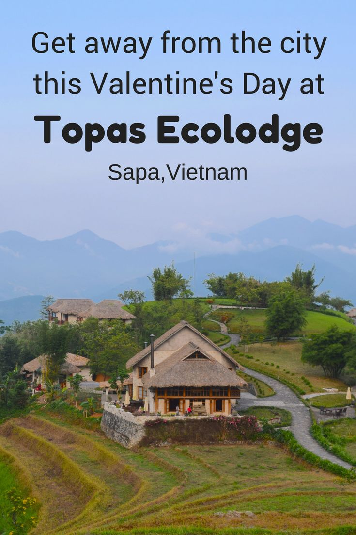 While Hanoi is a great place to visit, after a few days of the busy and chaotic streets myself and fellow travel blogger Janet from Journalist on the Run were ready for a few days of relaxation and we certainly got that staying at Topas Ecolodge.
